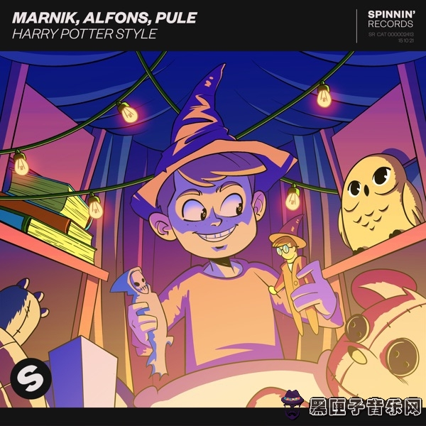 Marnik x Alfons x Pule - Harry Potter Style (Extended Mix)