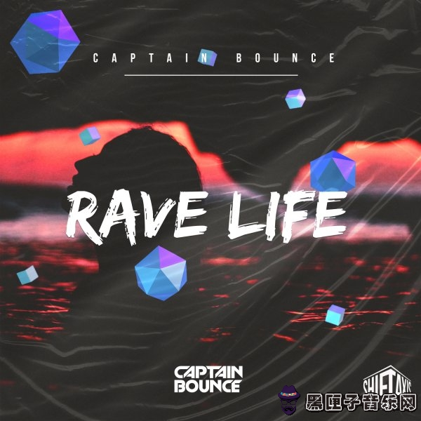 Captain Bounce - Rave Life (Extended Mix)