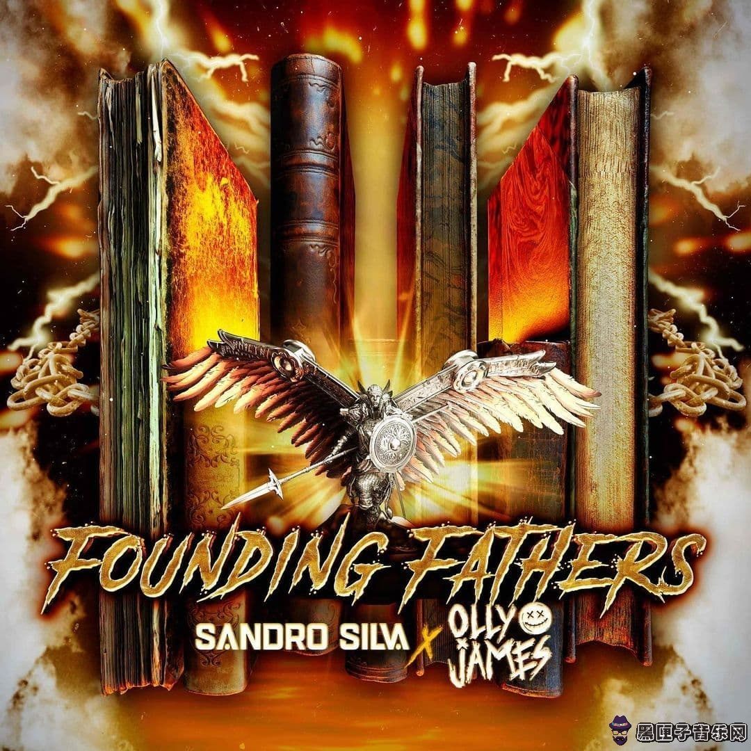 Sandro Silva x Olly James - Founding Fathers (Extended Mix)